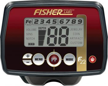 fisher f22 test